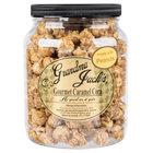 Grandma Jack's 64 oz. Gourmet Caramel Corn with Peanuts