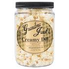 Grandma Jack's 32 oz. Gourmet Creamy Dill Popcorn