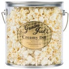 Grandma Jack's 1 Gallon Gourmet Creamy Dill Popcorn