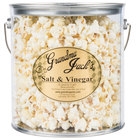 Grandma Jack's 1 Gallon Gourmet Salt and Vinegar Popcorn