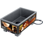 Vollrath 720200002 Full Size Soup Merchandiser Base with Tuscan Graphics - 120V, 1000W