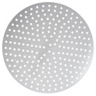 """American Metalcraft 18917P 17"""" Perforated Pizza Disk"""