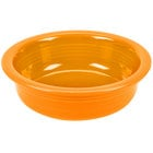Homer Laughlin 471325 Fiesta Tangerine Large 41 oz. Bowl - 4/Case