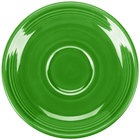 Homer Laughlin 470324 Fiesta Shamrock 5 7/8 inch Saucer - 12 / Case