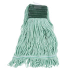 Continental A02802 J.W. Atomic Loop™ 24 oz. Medium Green Blend Loop End Mop Head with 5 inch Band
