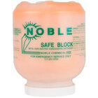 8 lb. Noble Chemical Safe Block Metal Safe Machine Warewashing Detergent - Ecolab® 10751 Alternative - 4 / Case