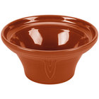 Homer Laughlin 431334 Fiesta Paprika 1.25 Qt. Hostess Serving Bowl - 4 / Case