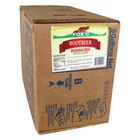 Fox's Bag In Box Root Beer Beverage / Soda Syrup - 5 Gallon