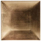 Tabletop Classics by Walco TRG-6670 13 inch Gold Square Plastic Charger Plate
