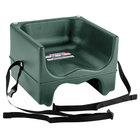 Cambro 200BCS519 Dual Seat Booster Chair with Strap - Green