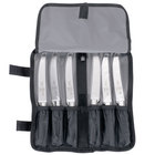 Mercer Culinary M21920 Genesis 7 Piece Forged Steak Knife Set