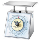 Edlund RMD-1000 Four Star Series Deluxe 1000 g Metric Portion Scale with 8 1/2 inch x 9 inch Platform
