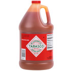 TABASCO® 1 Gallon Original Hot Sauce - 4/Case