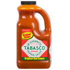 TABASCO® 64 oz. Original Hot Sauce - 2/Case