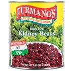 Furmano's Kidney Beans (Dark Red - in Brine) #10 Can