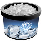 Black Ice Cube 900 4 Qt. Countertop Merchandiser