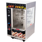 Hot Dog Merchandisers and Hot Dog Hawkers