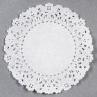 5 inch Normandy Lace Doilies - 1000/Case