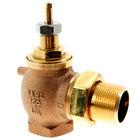 Cleveland KE02055-4 Steam Vlv; 1-1/4 inch (Plated Nut)