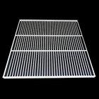 True 909434 White Coated Wire Shelf - 23 1/2 inch x 26 9/16 inch