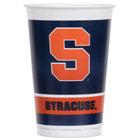 Creative Converting 318306 20 oz. Syracuse University Plastic Cup - 96/Case