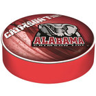 Holland Bar Stool BSCAL-Ele-D2 14 1/2 inch University of Alabama Vinyl Bar Stool Seat Cover