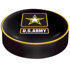Holland Bar Stool BSCArmy 14 1/2 inch United States Army Vinyl Bar Stool Seat Cover