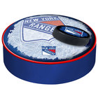 Holland Bar Stool BSCNYRang-D2 14 1/2 inch New York Rangers Vinyl Bar Stool Seat Cover