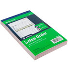 Adams TC4705 3-Part Blue and White Carbonless Sales Order Book with 50 Sheets