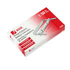 Acco 12992 2 inch Capacity Two-Piece Paper File Fasteners - 50/Box
