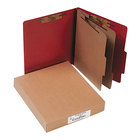 Acco 15036 Letter Size Classification Folder - 10/Box