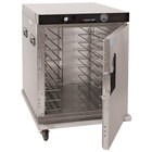 Cres Cor H-339-SS-UA-8C Insulated Half Height Stainless Steel Holding Cabinet - 120V, 900W