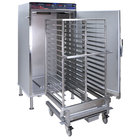 Cres Cor RH-1332W-D AquaTemp Insulated Full Height Stainless Steel Roll-In Holding Cabinet - 208V, 3000W