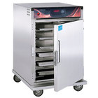 Cres Cor H-137-SUA-6D Insulated Half Height Stainless Steel Holding Cabinet - 120V, 1000W
