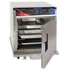 Cres Cor H-137-WSUA-5D AquaTemp Insulated Stainless Steel Undercounter Holding Cabinet - 120V, 2000W