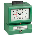 Acroprint 011070413 Model 125 Analog Manual Print Time Clock with Month, Date, 0-23 Hours, and Minutes