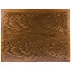 BFM Seating VN3042AA 30 inch x 42 inch Autumn Ash Veneer Wood Indoor Table Top