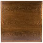 BFM Seating VN3030AA 30 inch Square Autumn Ash Veneer Indoor Table Top