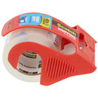 3M 142 Scotch® 2 inch x 22 Yards Heavy-Duty Packaging Tape with Dispenser