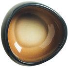 World Tableware PEB-14-T Pebblebrook 3 oz. Tiger Porcelain Dip Dish - 24/Case