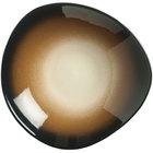 World Tableware PEB-13-T Pebblebrook 30.25 oz. Tiger Organic Porcelain Bowl - 12/Case