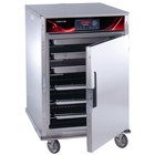 Cres Cor CO-151-HUA-6DE Half Height Roast-N-Hold Convection Oven with Standard Controls and Universal Angles - 240V, 3 Phase, 4700W
