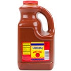 Louisiana 1 Gallon Wildly Wicked Original Buffalo Wing Sauce - 4/Case