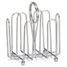 Tablecraft 597C Chrome Plated Jelly Packet Rack
