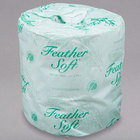 VonDrehle 6022 Feather Soft Individually-Wrapped 2-Ply 500 Sheet Bath Tissue - 96/Case