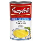 Campbell's 50 oz. Condensed Cream of Chicken Soup - 12/Case
