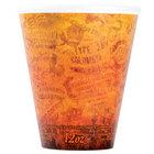 Dart 12U16ESC Fusion 12 oz. Foam Hot Cup - 20/Pack