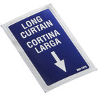 Stero 0A-691975 Decal; Long Curtain