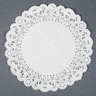 6 inch Lace Doily - 1000 / Pack