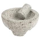 8 inch Granite Mortar and Pestle Set